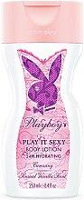 Voňavky, Parfémy, kozmetika Playboy Play It Sexy - Telové mlieko