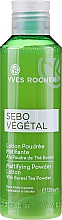 Voňavky, Parfémy, kozmetika Matovací lotion-púder - Yves Rocher Sebo Vegetal Lotion