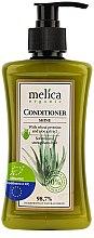 """Voňavky, Parfémy, kozmetika Balzam kondicionér na vlasy """"Zdravý lesk"""" - Melica Organic Shine Conditioner"""