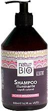 Voňavky, Parfémy, kozmetika Šampón na vlasy - Renee Blanche Natur Green Bio Illuminante Shampoo