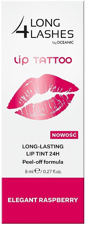 Odolný odtieň na pery - Long4Lashes Lip Tattoo Long Lasting Lip Tint 24h