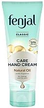 """Voňavky, Parfémy, kozmetika Krém na ruky """"Klasický"""" - Fenjal Classic Hand Cream"""