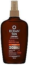 Voňavky, Parfémy, kozmetika Olej s SPF ochranou - Ecran Sun Lemonoil Oil Spray SPF20
