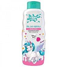 Voňavky, Parfémy, kozmetika Detský sprchový gél s vôňou jahôd - Chlapu Chlap Bath & Shower Gel