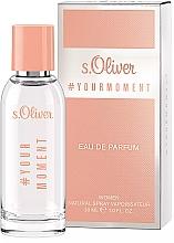 Voňavky, Parfémy, kozmetika S. Oliver #Your Moment - Parfumovaná voda