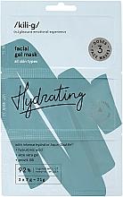 Voňavky, Parfémy, kozmetika Hydratačná gélová maska na tvár - Kili-g Hydrating Face Mask