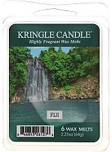 Voňavky, Parfémy, kozmetika Vosk na aromatickú lampu - Country Candle Fiji Wax Melts