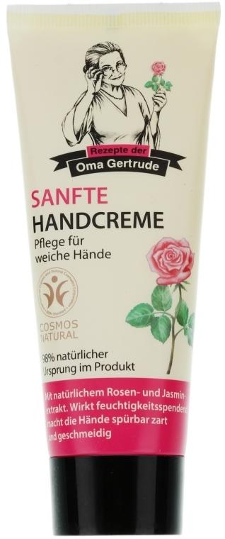 Zmäkčujúci krém na ruky - Recepty babičky Gertrude