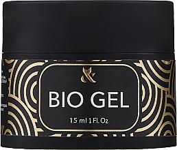 Voňavky, Parfémy, kozmetika Transparentný bio gél - F.o.x Bio Gel 3 in 1 Base Top Builder