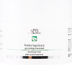 Voňavky, Parfémy, kozmetika Maska na tvár - APIS Professional Exfoliation Soothing Mask After Acid Treatment