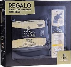 Voňavky, Parfémy, kozmetika Sada - Olay Total Effects 7 (cr/50 + wipes)