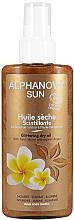 Voňavky, Parfémy, kozmetika Žiarivý telový olej - Alphanova Sun Dry Oil Sparkling