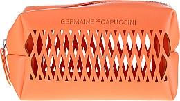 Voňavky, Parfémy, kozmetika Sada - Germaine de Capuccini TimExpert C+ (eye/cr/15ml + cr/50ml + bag)