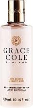 "Voňavky, Parfémy, kozmetika Telové mlieko ""Oud a zamatové pižmo"" - Grace Cole Oud Accord & Velvet Musk Moisturising Body Lotion"