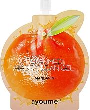 Voňavky, Parfémy, kozmetika Antiseptický krém na ruky Mandarínka - Ayoume Perfumed Hand Clean Gel Mandarin