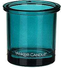 Voňavky, Parfémy, kozmetika Svietnik na votívnu sviečku - Yankee Candle POP Teal Tealight Votive Holder