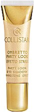 Voňavky, Parfémy, kozmetika Krémové tiene na viečka - Collistar Party Look Eye Shadow Rhinestone Effect