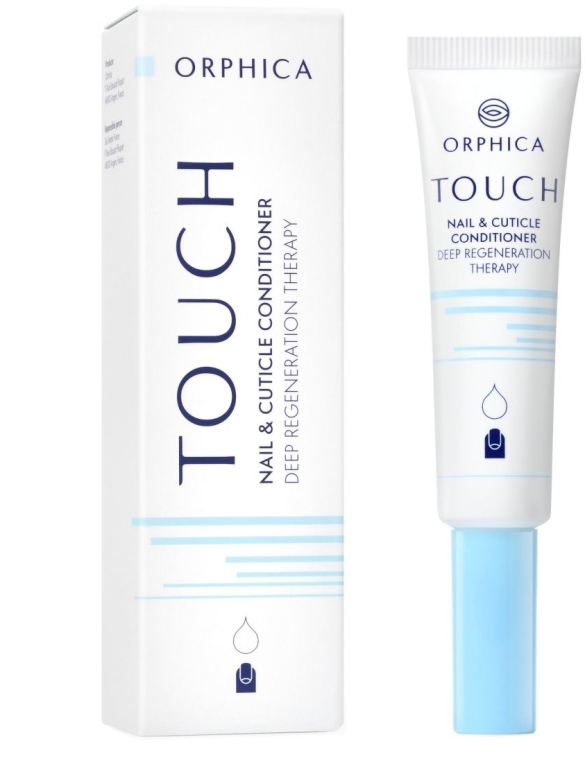 Kondicionér na nechty a kutikuly - Orphica Touch Nail & Cuticle Conditioner — Obrázky N1