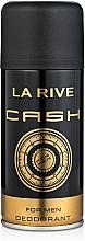 Voňavky, Parfémy, kozmetika La Rive Cash - Dezodorant