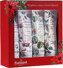 Voňavky, Parfémy, kozmetika Sada - Farmona In Your Hands (h/cr/4x50ml)