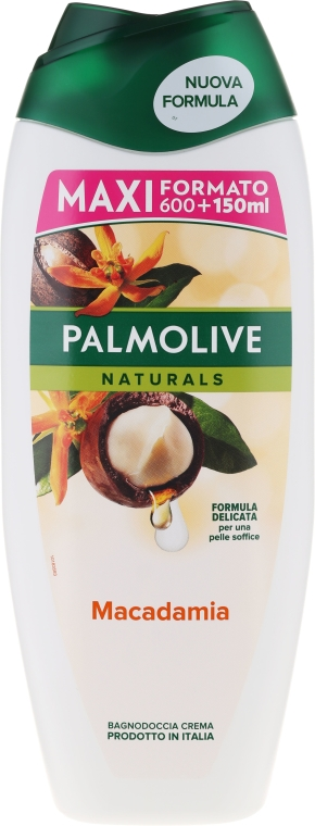 "Sprchový gél ""Makadámia"" - Palmolive Naturals Macadamia Shower Gel"