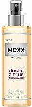 Voňavky, Parfémy, kozmetika Mexx Woman Classic Citrus & Sandalwood Body Splash - Sprej na telo