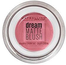 Voňavky, Parfémy, kozmetika Krémový rozjasňovač - Maybelline Dream Matte Blush