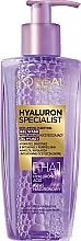 Voňavky, Parfémy, kozmetika Čistiaci gél na doplnenie vlhkosti - L'Oreal Paris Hyaluron Expert