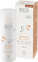 Voňavky, Parfémy, kozmetika CC krém na tvár - Eco Cosmetics Tinted CC Cream SPF30