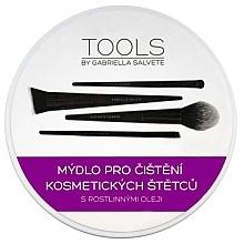 Voňavky, Parfémy, kozmetika Mydlo na čistenie kozmetických štetcov - Gabriella Salvete Tools Brush Cleansing Soap