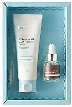 Voňavky, Parfémy, kozmetika Sada - iUNIK Beta Glucan Edition Skin Care Set (cr/60ml + ser/15ml)