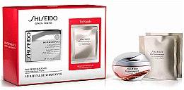 Voňavky, Parfémy, kozmetika Sada - Shiseido Bio-Performance Lift Dynamic Cream Set (cr/50ml+exfol/disc/2pieces)