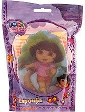 """Voňavky, Parfémy, kozmetika Detská hubka """"Dora"""", 169-8 - Suavipiel Dora Bath Sponge"""