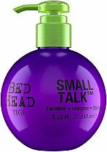 Voňavky, Parfémy, kozmetika Krém na objem a zahustenie vlasov - Tigi Bed Head Small Talk 3-in-1 Thickifier