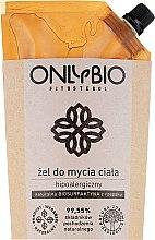 Voňavky, Parfémy, kozmetika Hypoalergénne gél na telo - Only Bio Fitosterol Shower Gel (doy-pack)