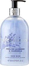 Voňavky, Parfémy, kozmetika Tekuté mydlo na ruky - Baylis & Harding French Lavender & Chamomile Hand Wash