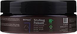 Voňavky, Parfémy, kozmetika Pomáda na vlasy - BioMan Styling Pomade