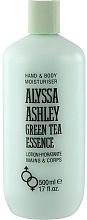 Voňavky, Parfémy, kozmetika Alyssa Ashley Green Tea Essence - Telové mlieko