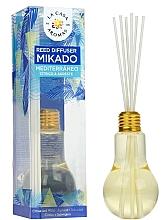 """Voňavky, Parfémy, kozmetika Aromatický difúzor """"Citrón a egreš"""" - La Casa de Los Aromas Mikado Reed Diffuser"""