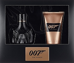 Voňavky, Parfémy, kozmetika James Bond 007 For Women - Sada (edp/30ml + sh/gel/50ml)