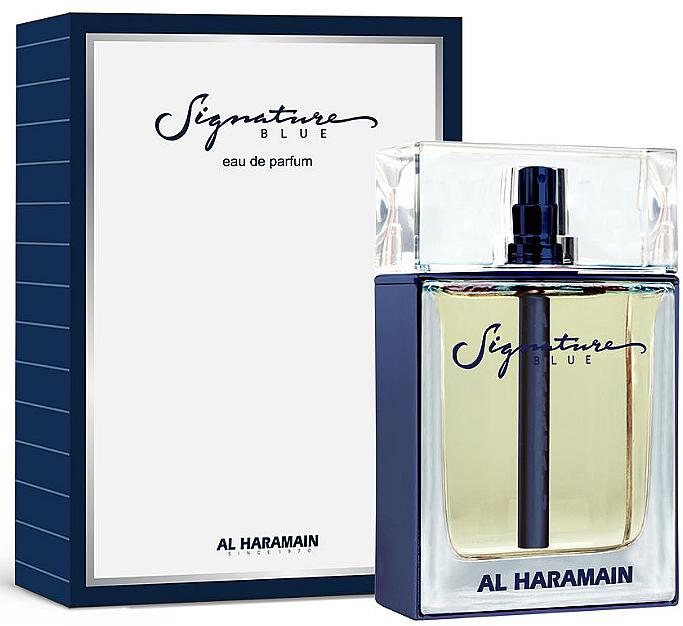 Al Haramain Signature Blue - Parfumovaná voda
