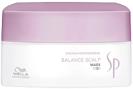 Voňavky, Parfémy, kozmetika Maska pre citlivú pleť hlavy - Wella SP Balance Scalp Mask