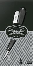 Voňavky, Parfémy, kozmetika Britva + 5 ks náhradné žiletky - Wilkinson Sword Vintage Edition Cut Throat