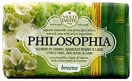 """Voňavky, Parfémy, kozmetika Mydlo """"Osviežujúci vánok"""" - Nesti Dante Philosophia Breeze"""