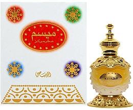 Voňavky, Parfémy, kozmetika Rasasi Maisam - Olejový parfum