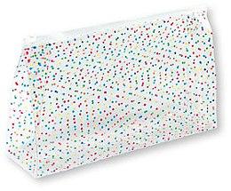 """Voňavky, Parfémy, kozmetika Kozmetická taška """"Happy Dots"""", 93463 - Top Choice"""