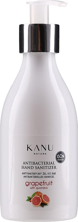 """Antibakteriálny gél """"Grapefruit s guaranou"""" - Kanu Nature Antibacterial Hand Sanitizer"""