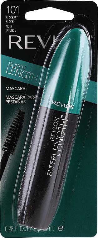 Maskara vodoodolná - Revlon Super Length Waterproof Mascara