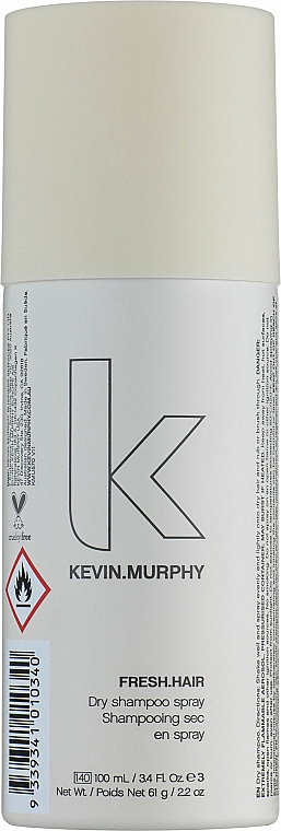 Suchý šampón - Kevin.Murphy Fresh.Hair Dry Cleaning Spray Shampooing — Obrázky N1