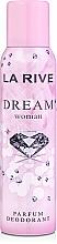 Voňavky, Parfémy, kozmetika La Rive Dream - Dezodorant
